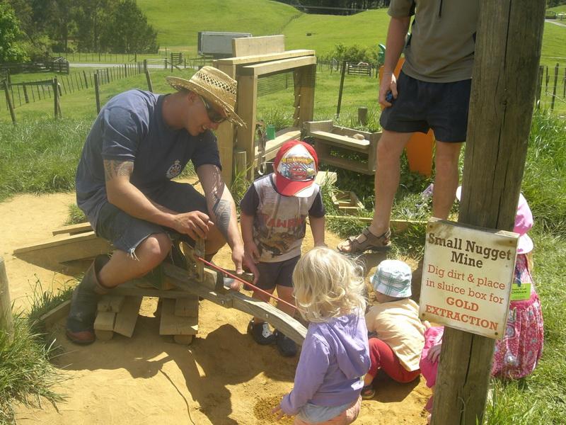 Bullswool Farm Park Karangahake